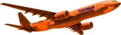 Avion-Naranja